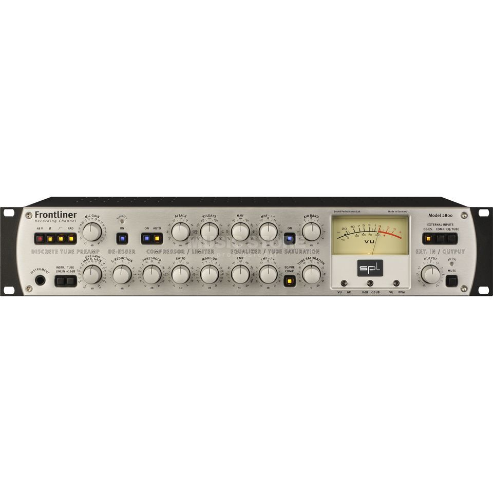 SPL Electronics Frontliner Channel Strip Produktbild
