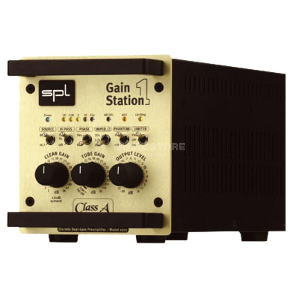 Spl Electronics Gainstation 1 Admono Mic Line Amp Di 60v Technik M Voltage Limiter For Guitar Amplifiers