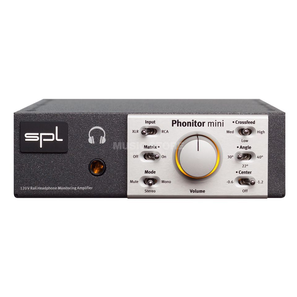 SPL Electronics Phonitor mini Headphones-Preamp Produktbillede