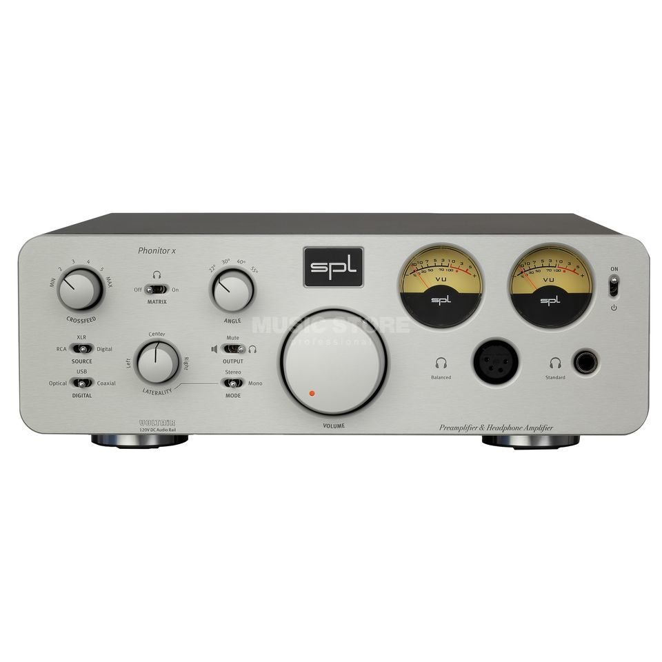 SPL Electronics Phonitor X Silver Produktbillede