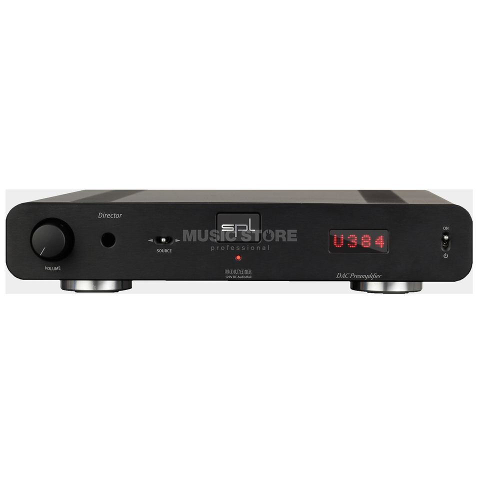SPL Electronics Pro-Fi Director Black Product Image