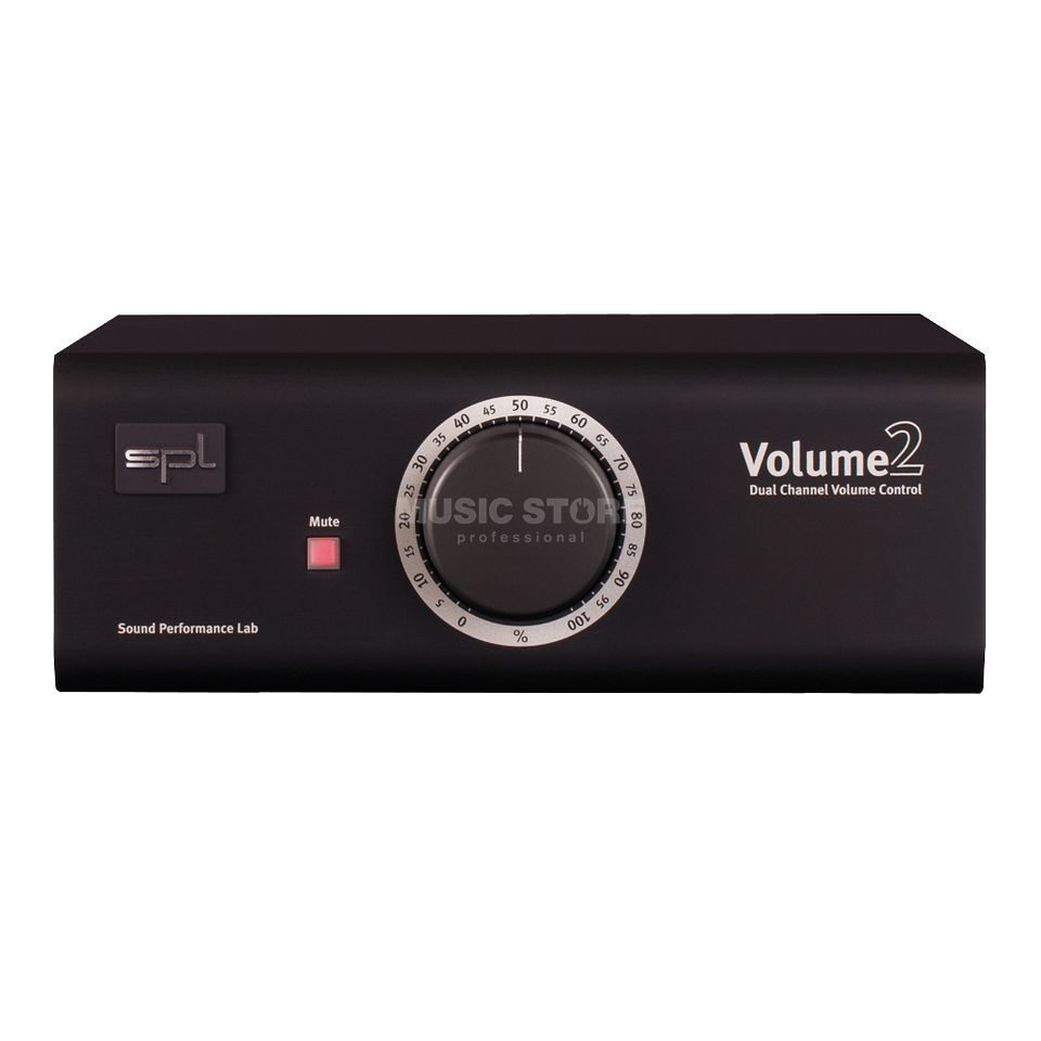 SPL Electronics Volume2 Black Edition Produktbild
