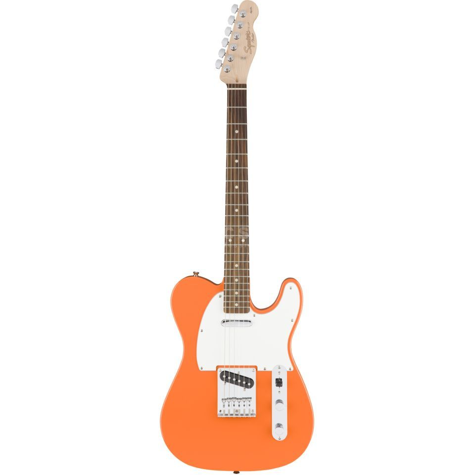 Squier by Fender Affinity Series Telecaster RW Competition Orange Produktbillede