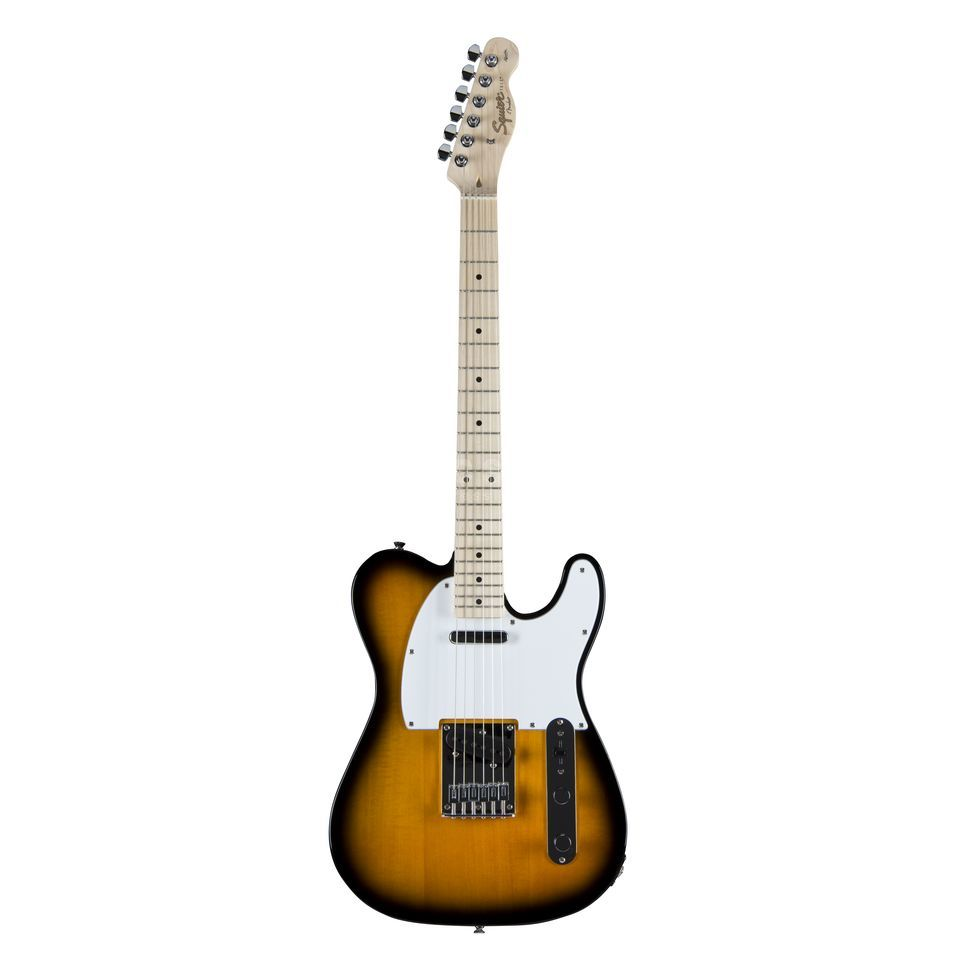 squier by fender affinity telecaster 2cb