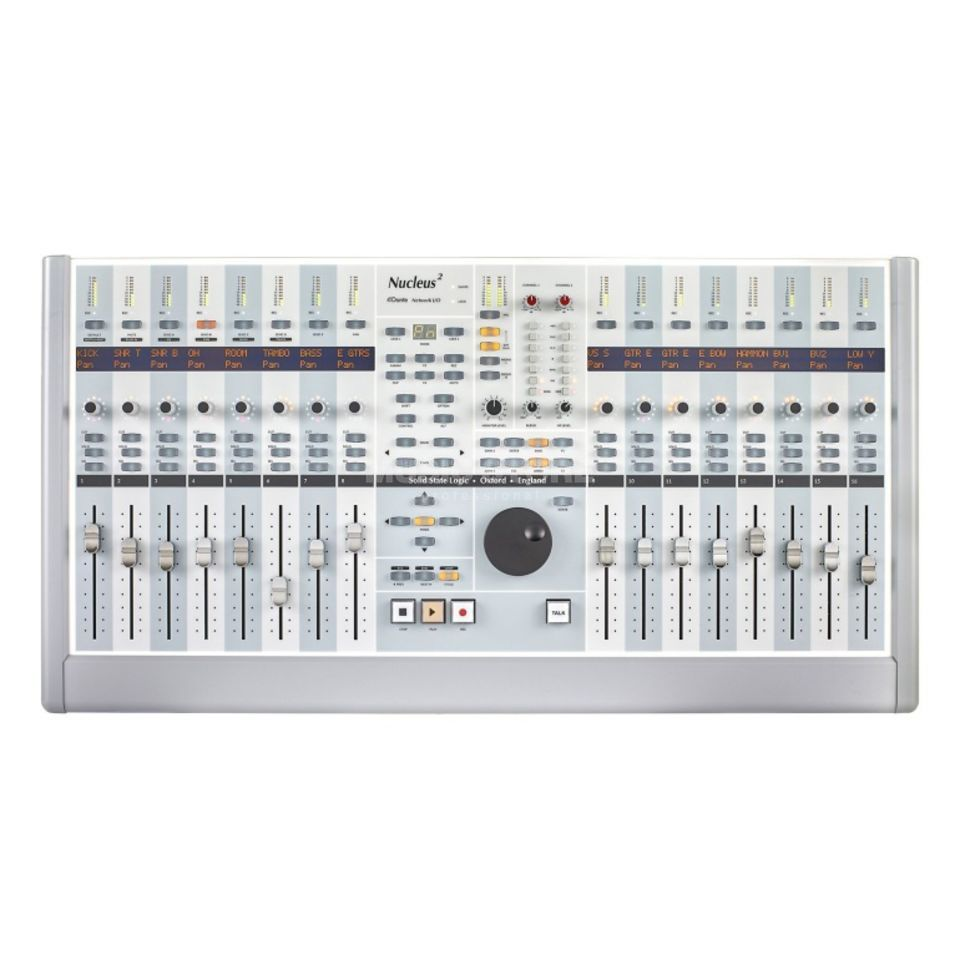 SSL Solid State Logic Nucleus 2 Controller + Interface Product Image