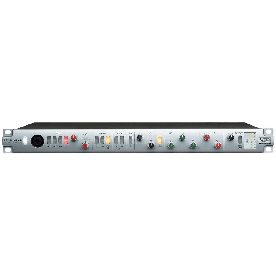 SSL Solid State Logic XLogic Alpha Channel Bundle  Produktbillede