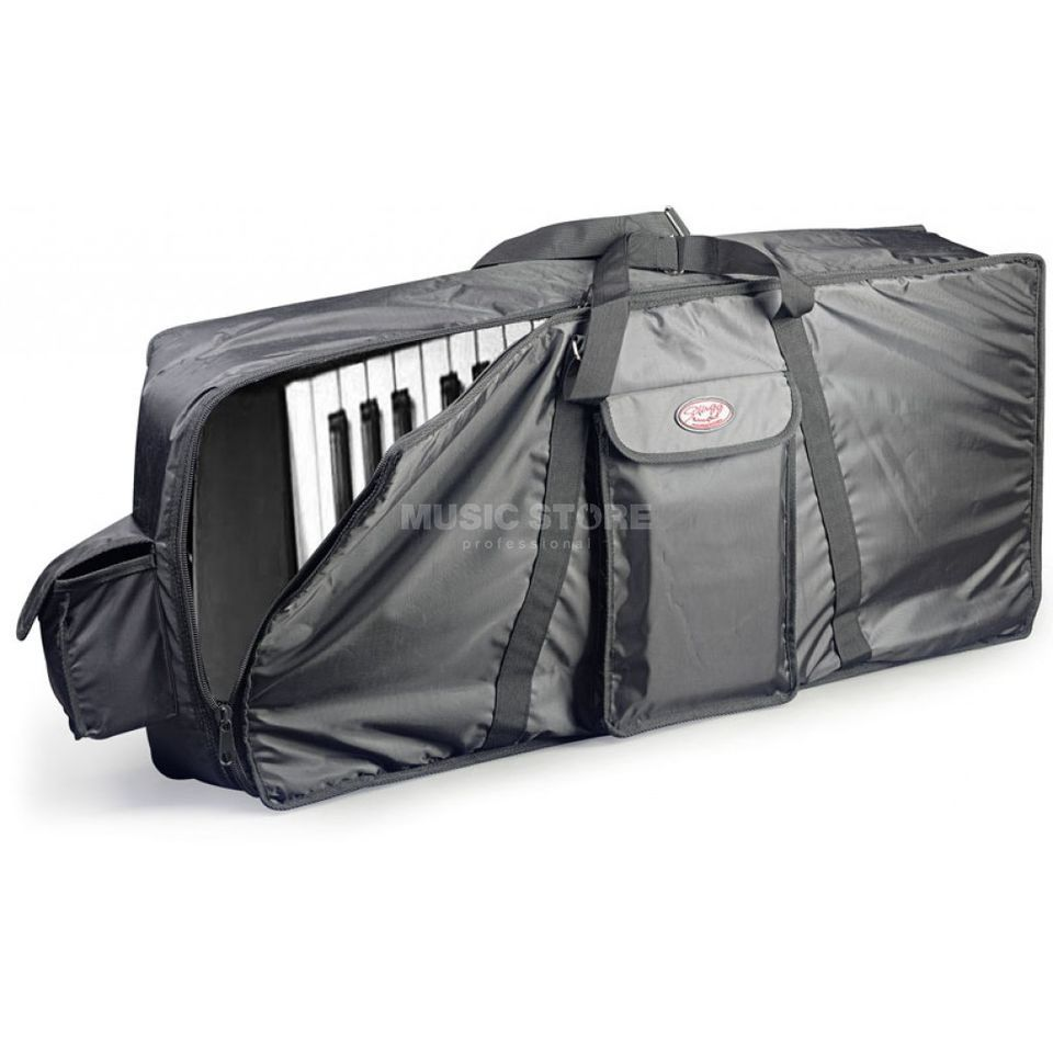 Stagg Keyboard Bag K10-138 (KC24) 138cm x 30.5cm x 14 cm (10 mm) Produktbillede