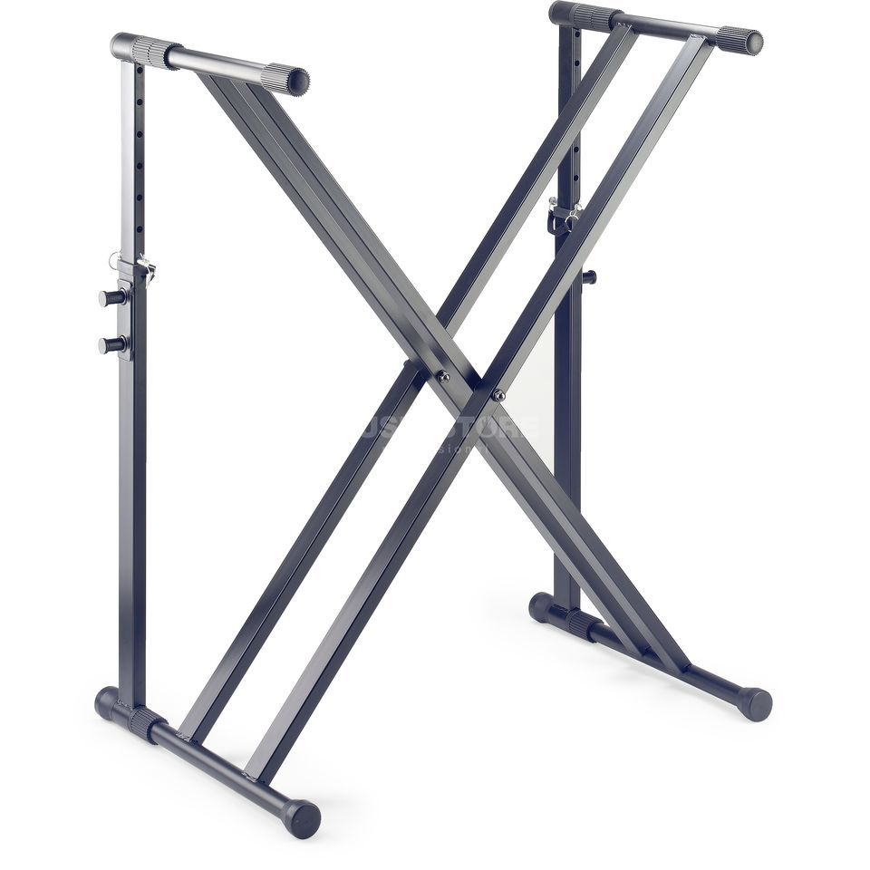 Stagg KXS-A 12 Keyboard Stand max. load 100kg, double X Produktbillede