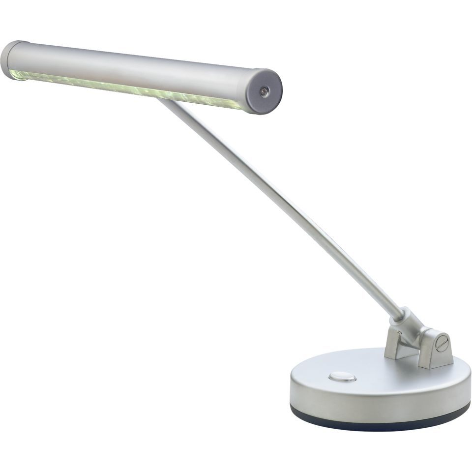 Stagg SPLED 10-2 SL Piano desk lamp silver Produktbillede