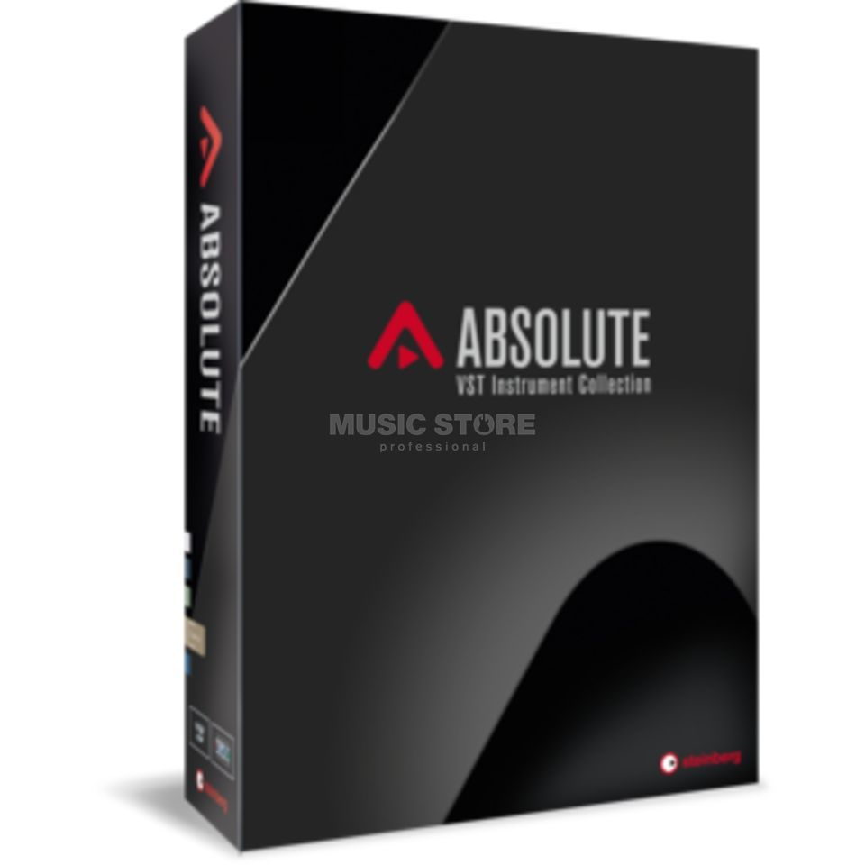 Steinberg Absolute 2 VST Instrument Collection Produktbild