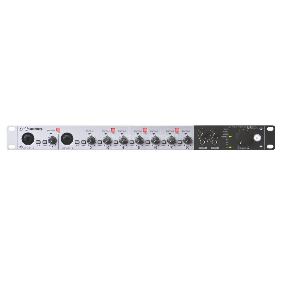 Steinberg UR824 24x24 USB 2.0 Audio Interface Produktbild