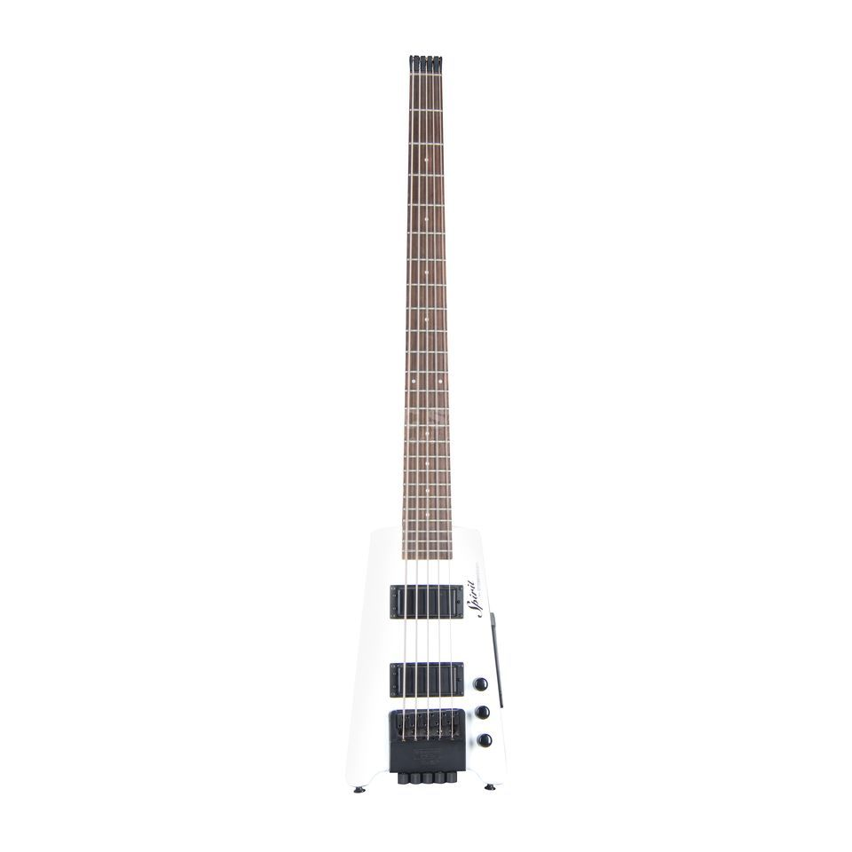 Steinberger Spirit XT-25 Standard Bass WH White, inkl. Bag Product Image