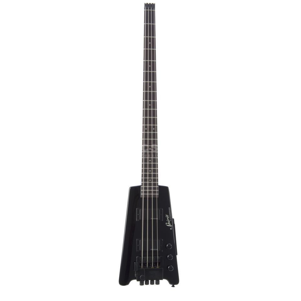 Steinberger XT-2DB Standard Bass BK negro, incl. Funda de transporte Deluxe Gig bag Imagen del producto