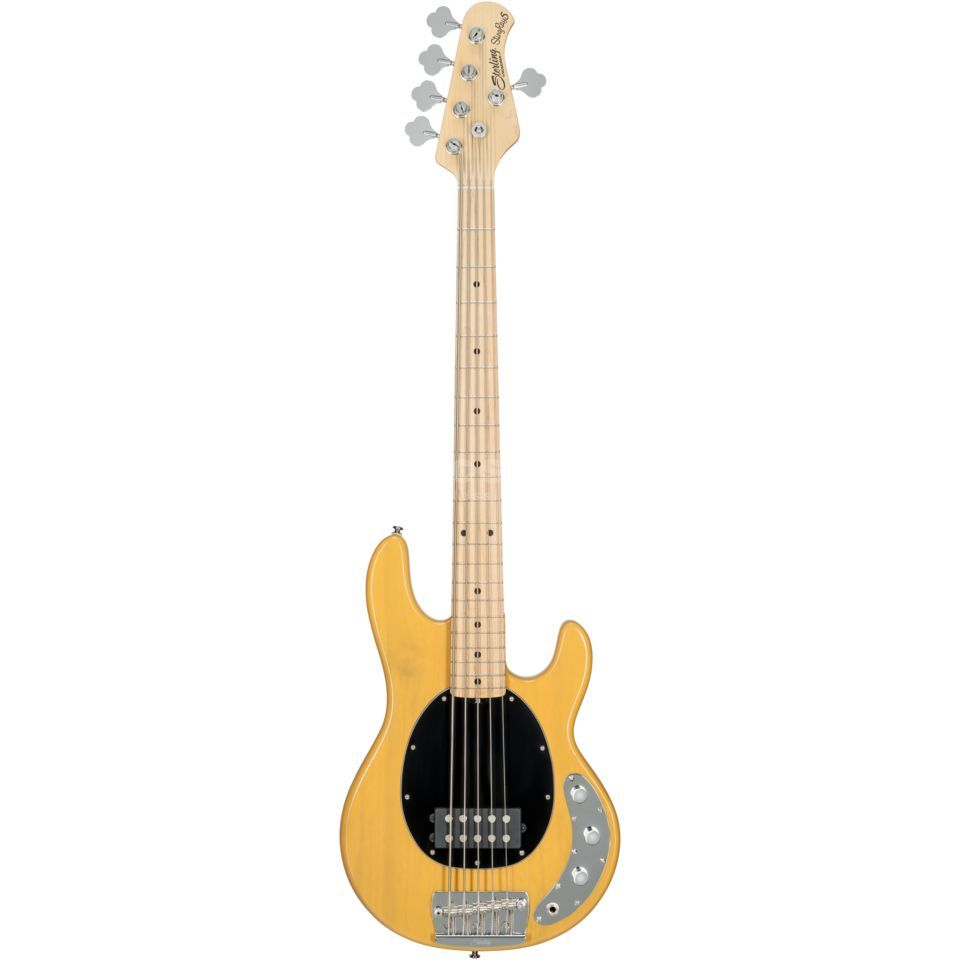 Sterling by Music Man Ray25CA MN StingRay5 Classic (Butterscotch) Product Image
