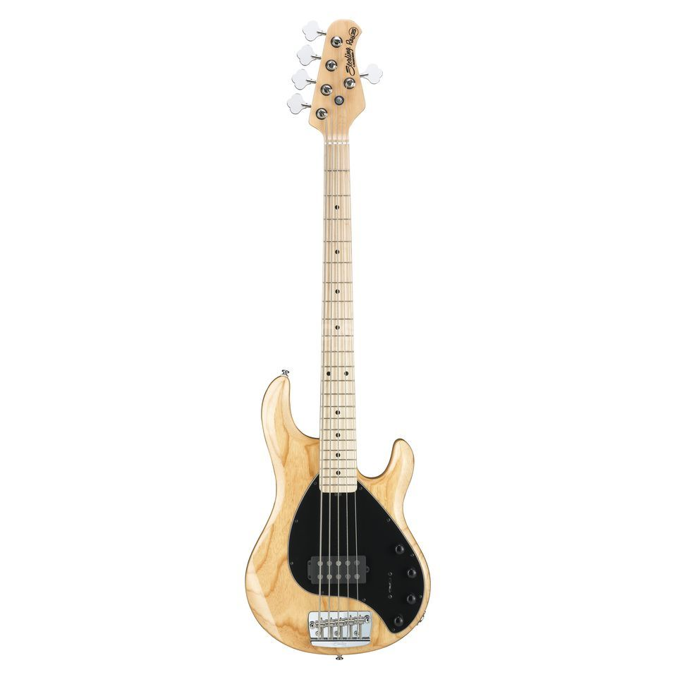 Sterling by Music Man Ray35 MN Natural incl. Gigbag funda de transporte Imagen del producto
