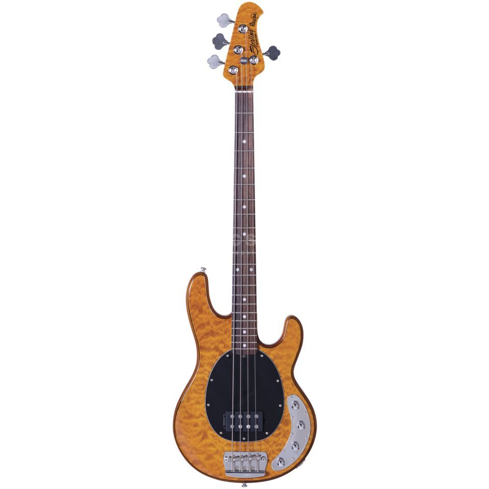 Sterling by Music Man StingRay RAY34 RW Antique Maple Produktbillede