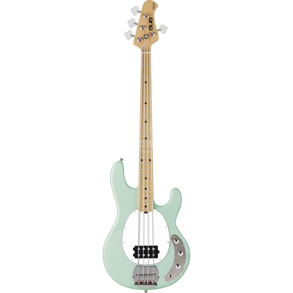 Sterling by Music Man SUB Ray 4 MN Mint Green Productafbeelding