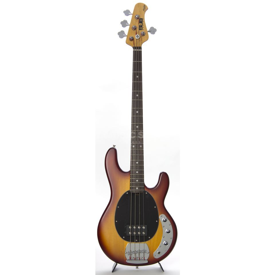 Sterling by Music Man SUB Ray 4 RW HBS Honey Burst Satin Produktbillede