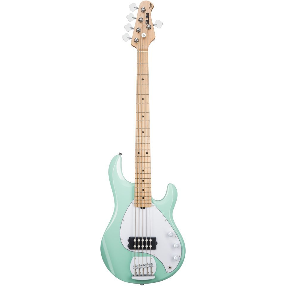 Sterling by Music Man SUB Ray 5 MN Mint Green Product Image