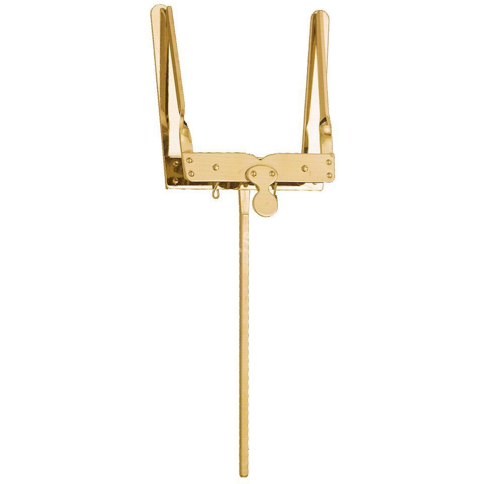 Stölzel Tuba Music Holder - Brass 40cm Product Image