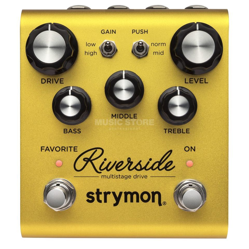 Strymon Riverside Overdrive/Distortion Produktbild