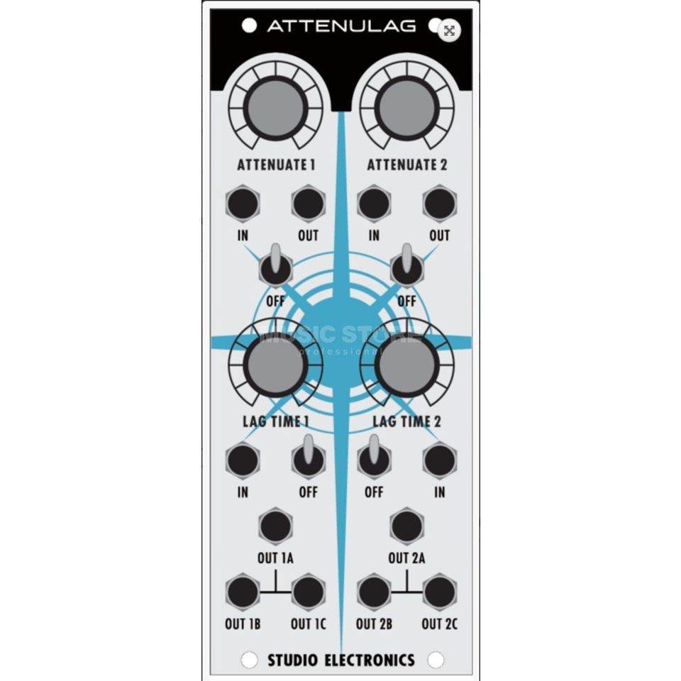 Studio Electronics Attenulag Dual Attentuverters Product Image