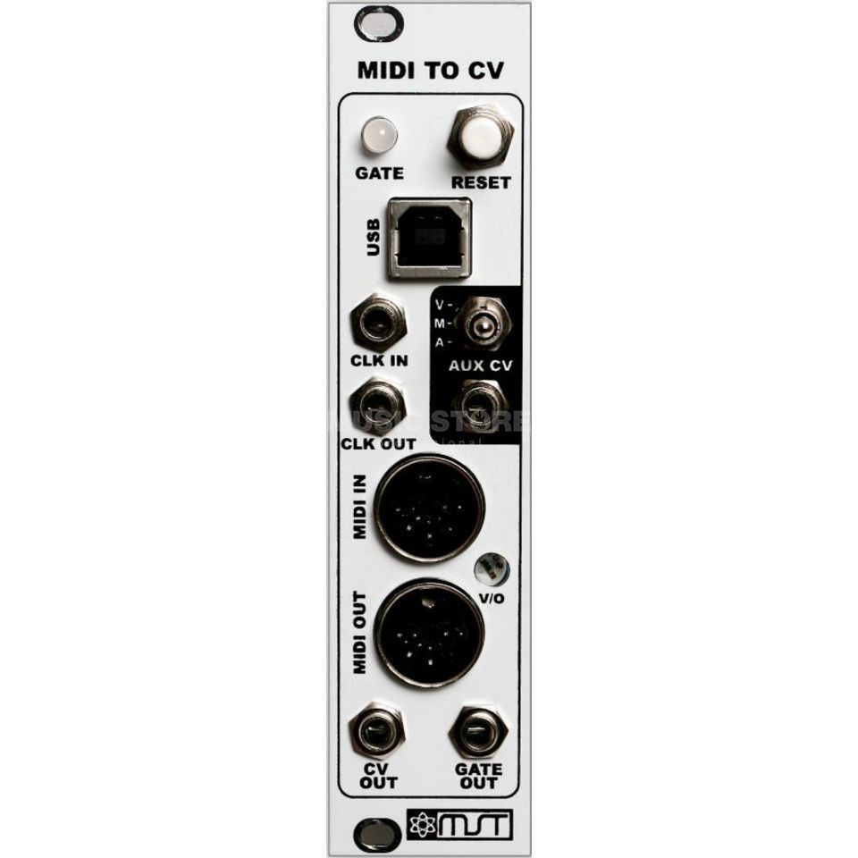 Synthrotek MST MIDI to CV Converter Product Image