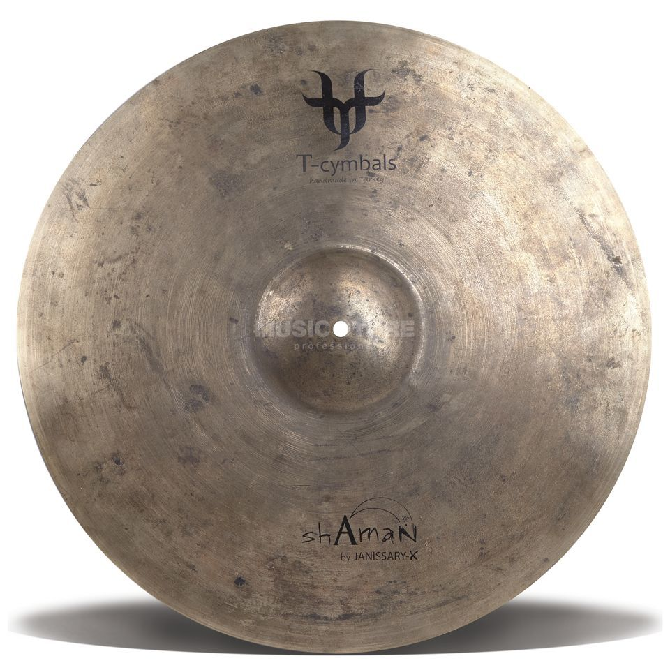 "T-Cymbals Janissary-X Shaman Ride 21""  Produktbillede"