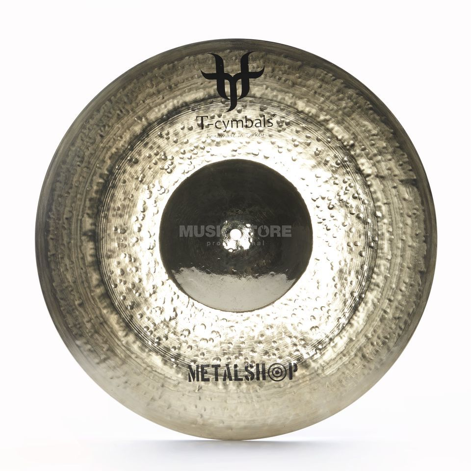 "T-Cymbals Metalshop Mega Bell Ride, 21"" Product Image"