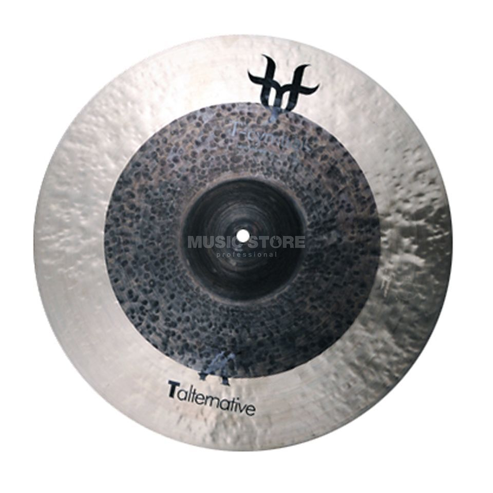 "T-Cymbals T-Alternative Medium Ride 20"" Produktbillede"