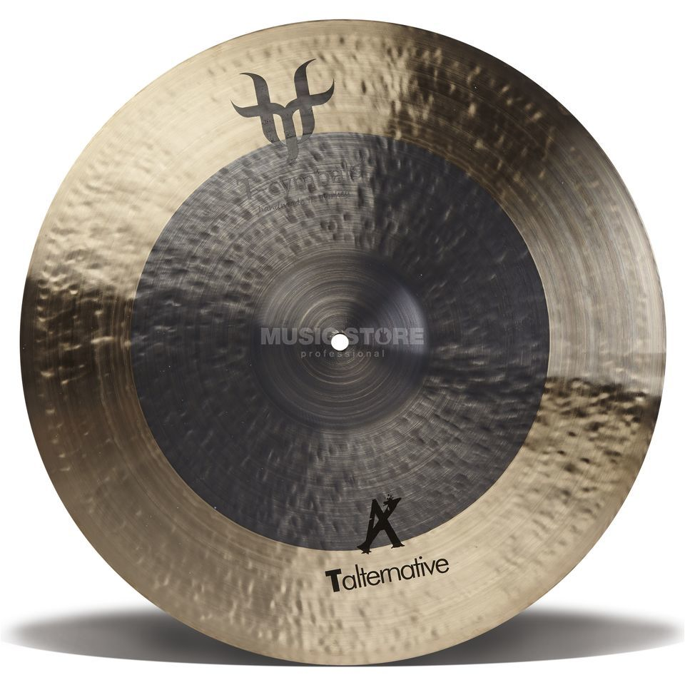 "T-Cymbals T-Alternative Medium Ride 21"" Product Image"