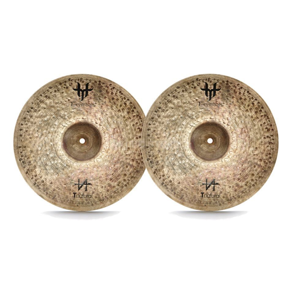 "T-Cymbals T-Natural Light HiHat 14"" Produktbild"