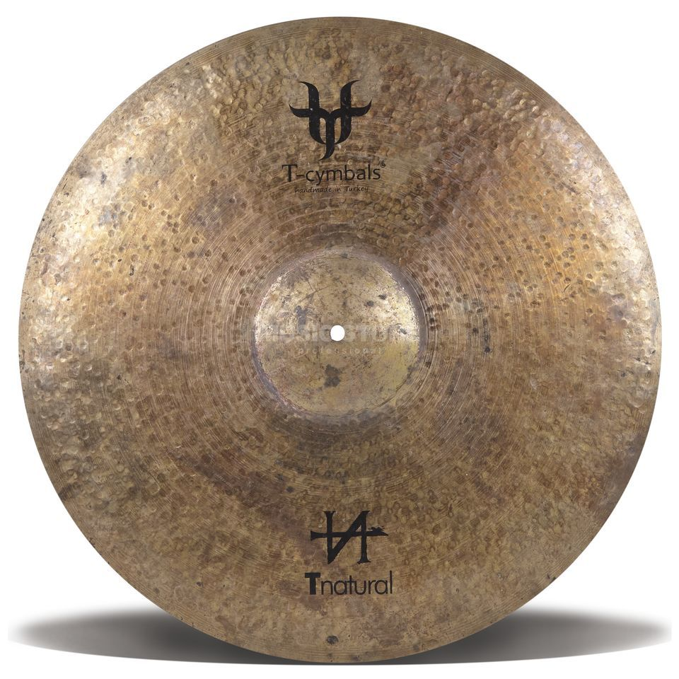 "T-Cymbals T-Natural Light Ride 22""  Produktbillede"