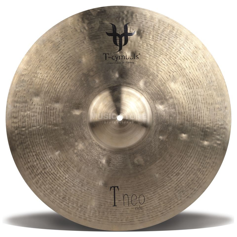 "T-Cymbals T-Neo Ride 21"" Product Image"
