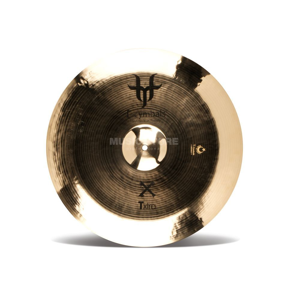 "T-Cymbals T-Xtra China 16""  Produktbillede"