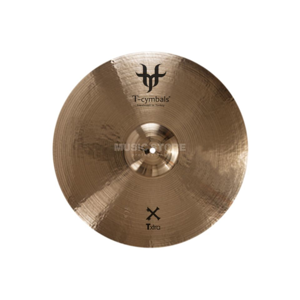 "T-Cymbals T-Xtra Heavy Crash 18"" Product Image"