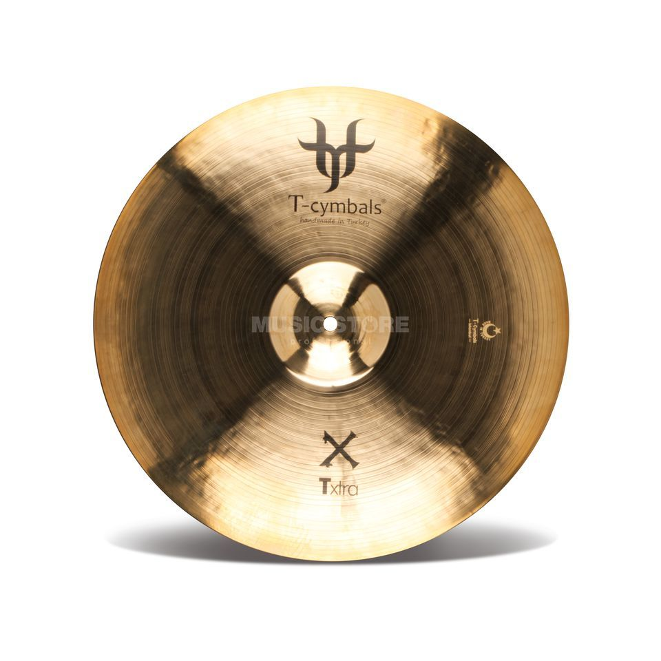 "T-Cymbals T-Xtra Light Crash 17"" Produktbild"