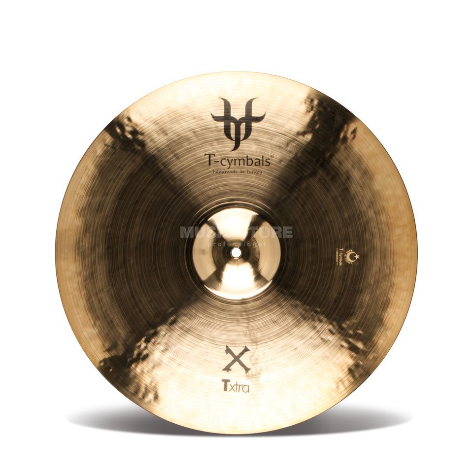 "T-Cymbals T-Xtra Light Crash 18""  Produktbillede"