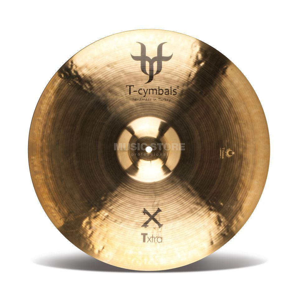 "T-Cymbals T-Xtra Light Crash 19"" Produktbild"