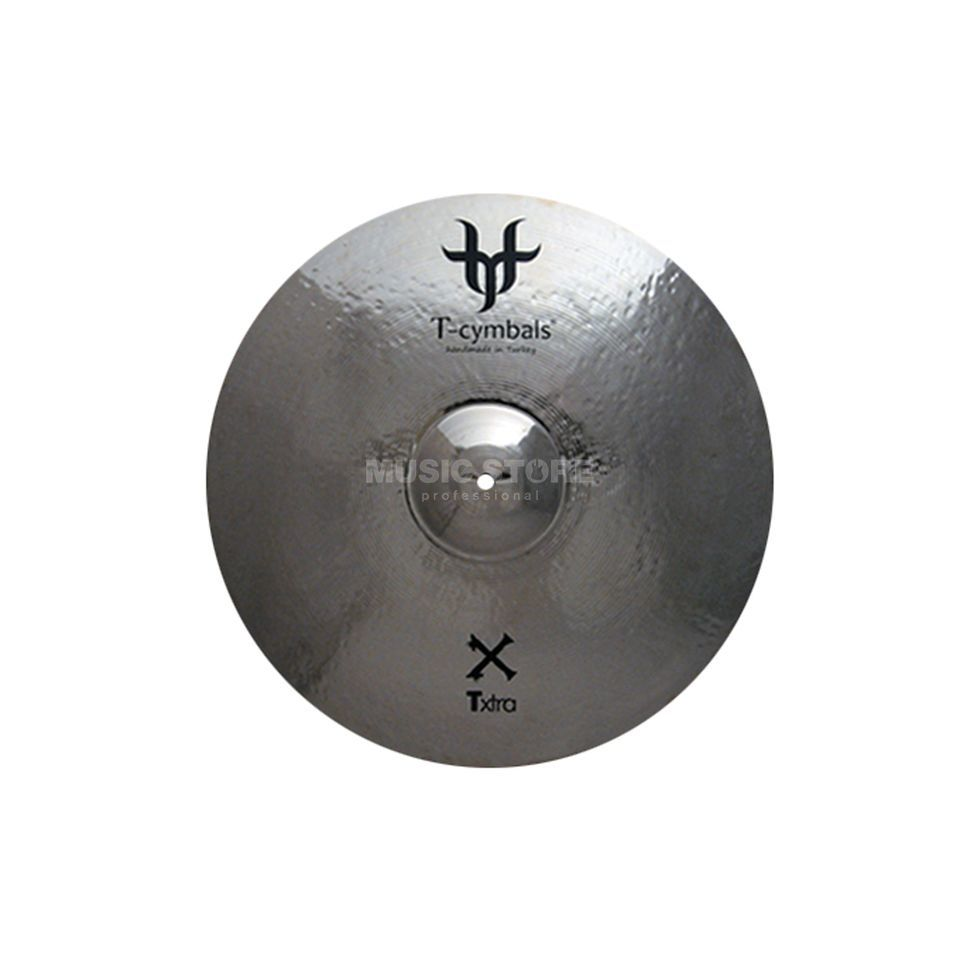 "T-Cymbals T-Xtra Medium Ride 21""  Product Image"