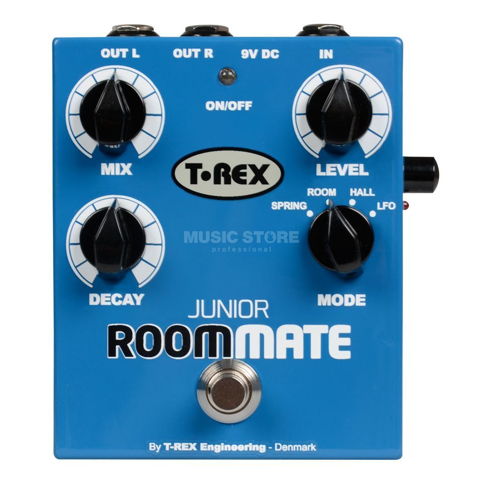 T-Rex Room Mate Junior Reverb Produktbillede