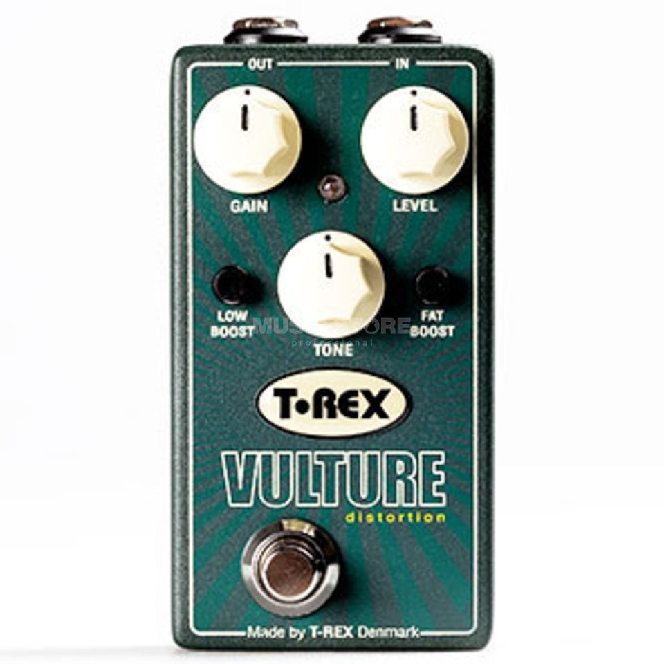 T-Rex Vulture Distortion  Produktbillede