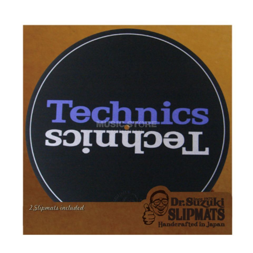Tablecloth Dr.Suzuki Mix Edition Slipmats Technics (Par) Imagem do produto