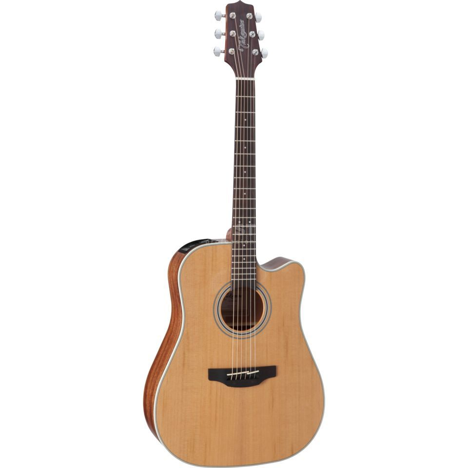Takamine GD20CE NS Natural Satin Produktbillede