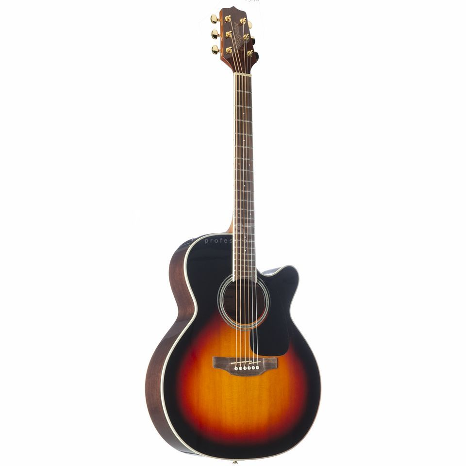 Takamine GN51CE-BSB Brown Sunburst Изображение товара