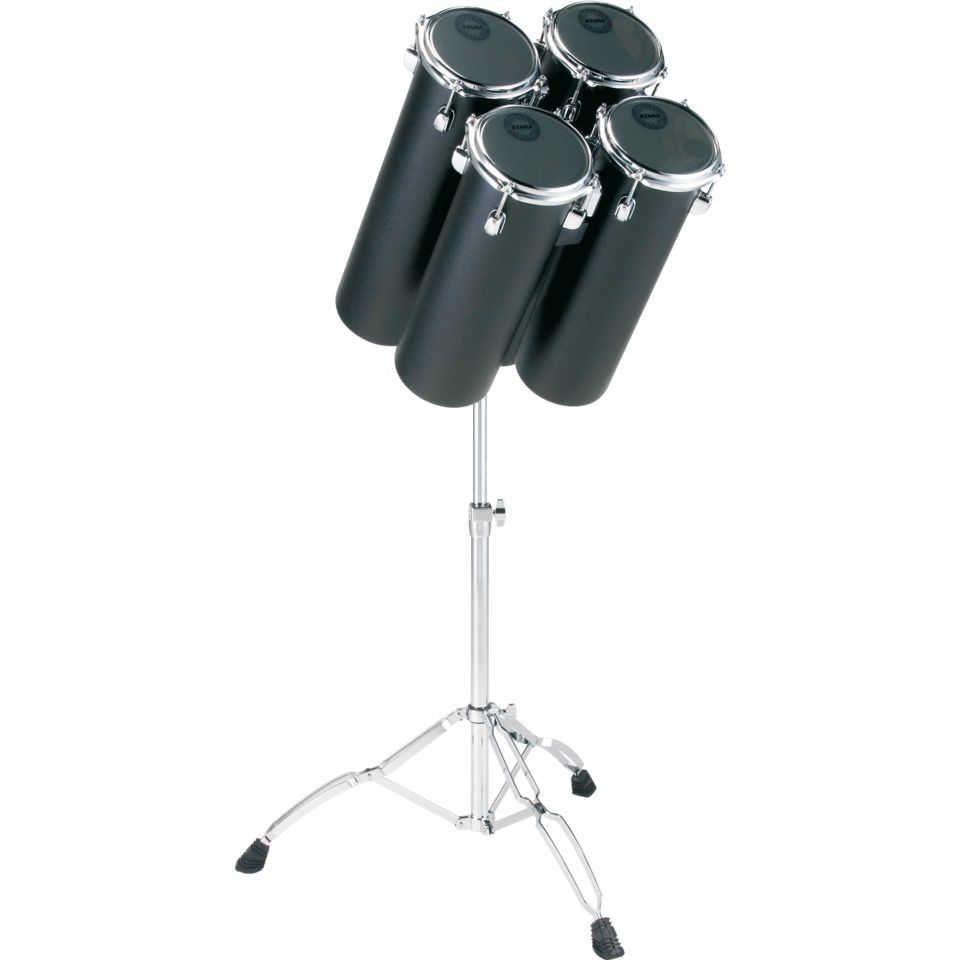 Tama 7850N4L Octobans, Low Pitch, 4er Set mit Ständer Produktbild