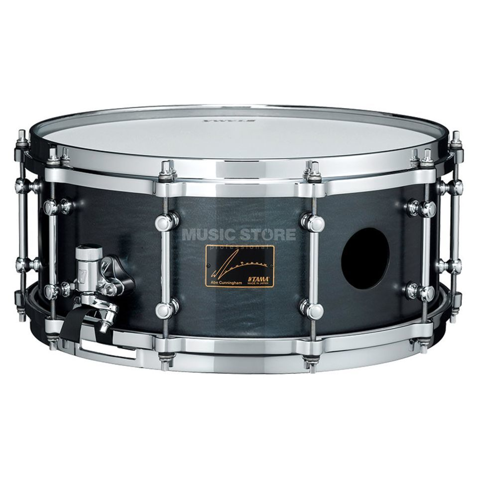 "Tama Abe Cunningham Snare AC146, 14""x6"", Messing Produktbild"