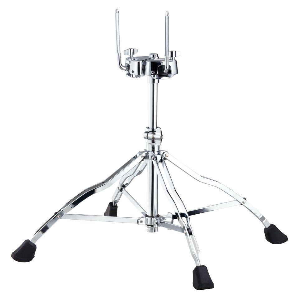Tama Double Tom Stand HTW849W, Low Set Product Image