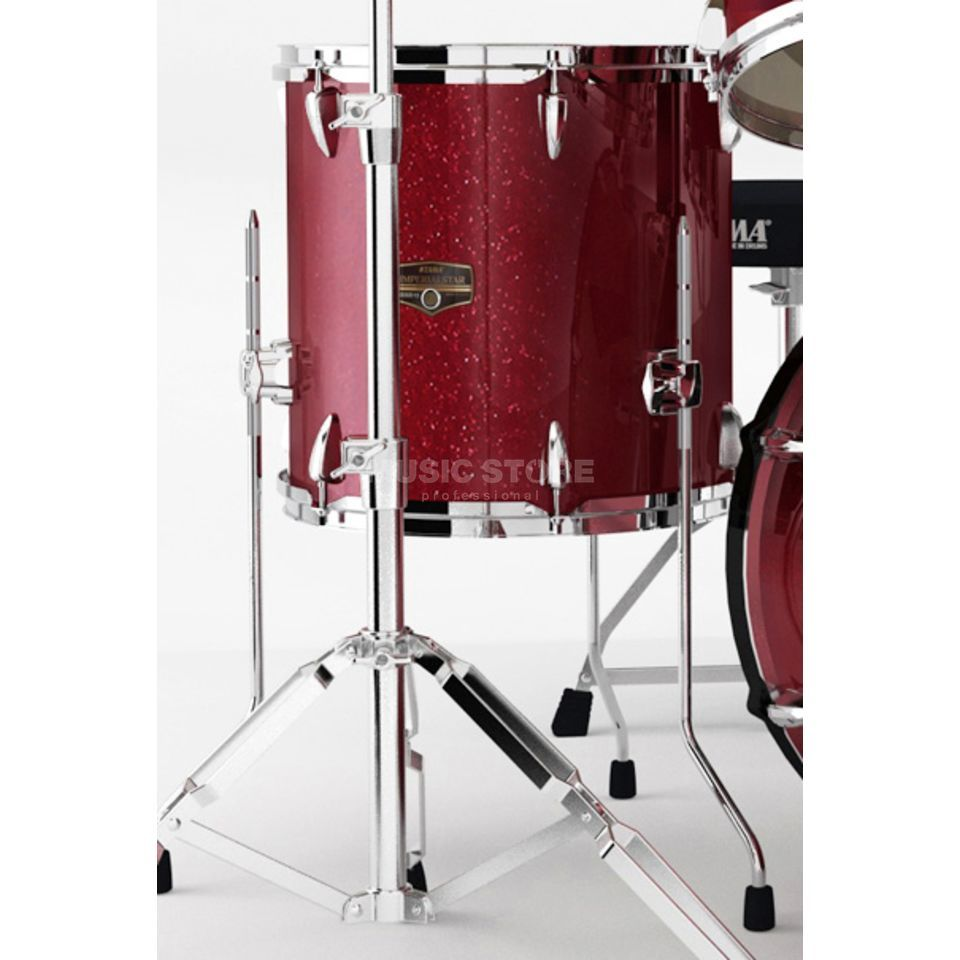 "Tama Imperialstar FloorTom 14""x14"", Candy Apple Mist #CPM Produktbild"