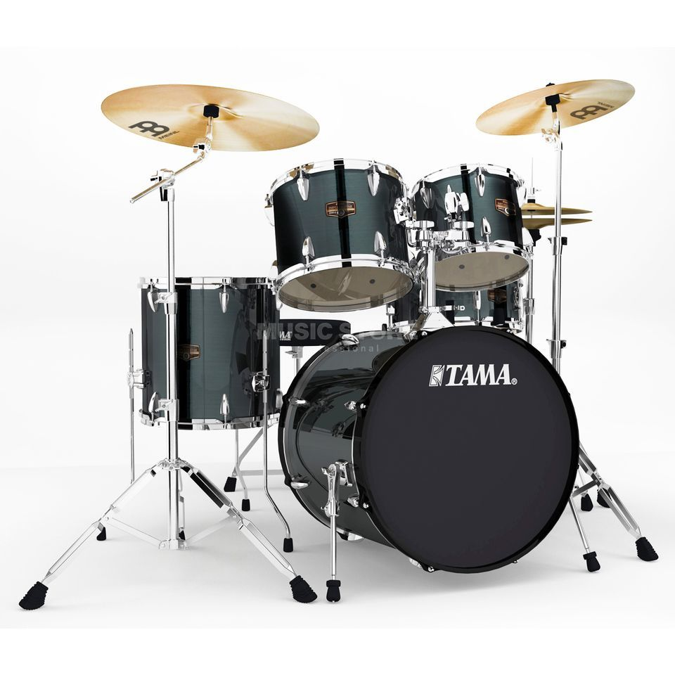 Tama Imperialstar IP50H6, Hairline Black #HBK Produktbild